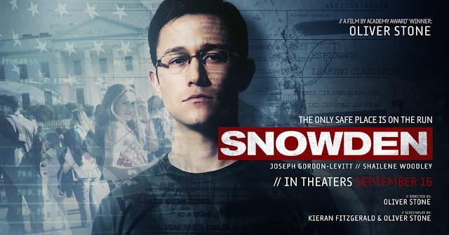 Oliver Stone, Snowden (2016), Joseph Gordon-Levitt, Shailene Woodley, Melissa Leo, CINE ΣΕΡΡΕΣ,