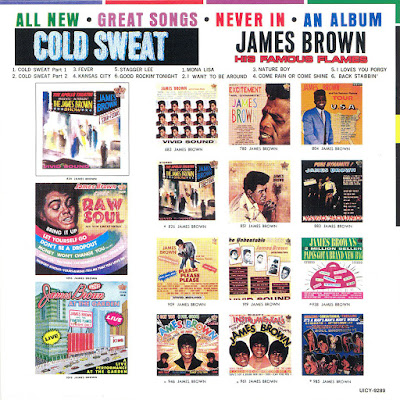James Brown & His Famous Flames - Cold Sweat (1967)