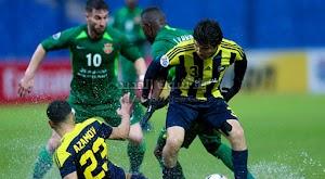 نادي شباب الأهلي يسقط امام فريق باختاكور في الجولة الاولي من دوري أبطال آسيا