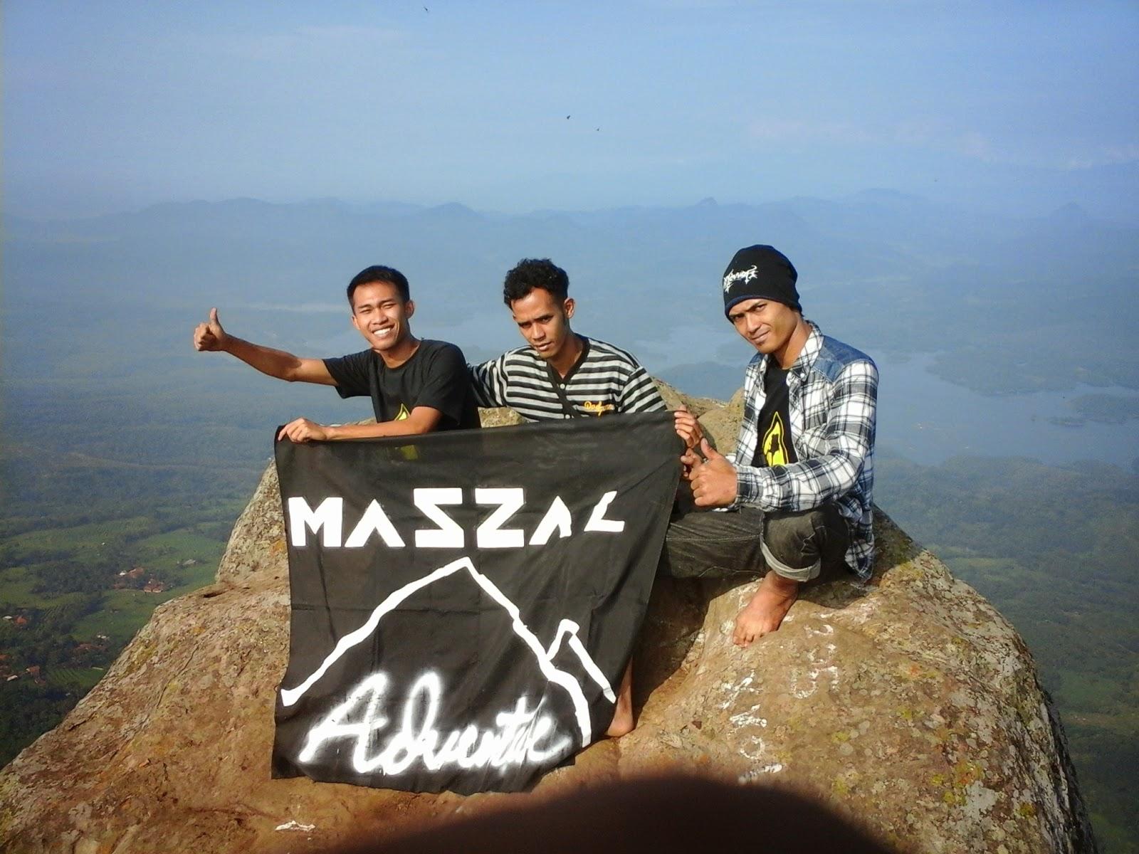Wisata Tracking Gunung Bongkok Purwakarta Jawa Barat
