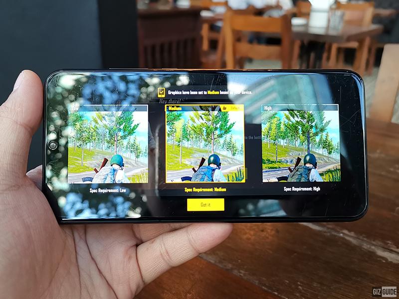 GPU Turbo works for PUBG Mobile