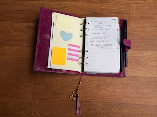 The Wonderful World of Planning - How to Stay Organized | www.dreaminginbabyblue.blogspot.com