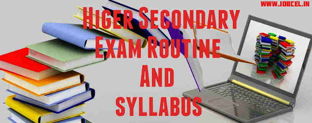 HS Routine and Syllabus