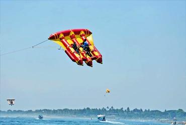 Bali Water Sports Tour | Bali Flying Fish | Sunia Bali Tour