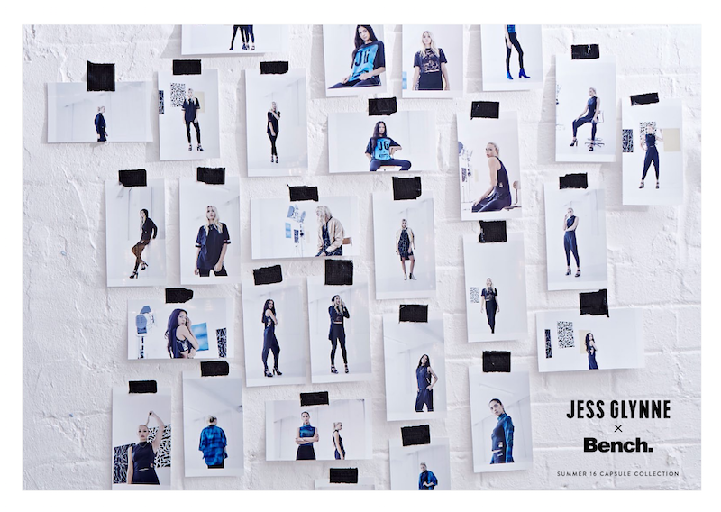 Jess Glynne x Bench collaboration roundup Vancouver fashion blogger