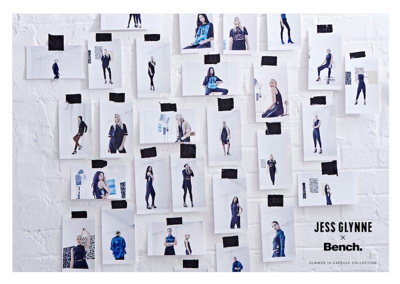 Jess Glynne x Bench collaboration roundup Vancouver fashion blogger
