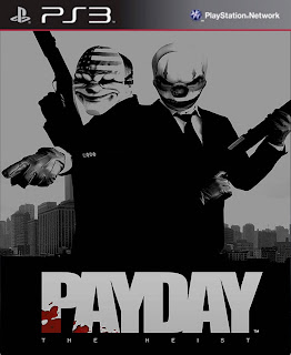 PAYDAY The Heist + DLC | CFW 3 55 | PS3 ISO Games Download