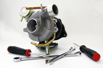 turbo averiado motocoche desguace