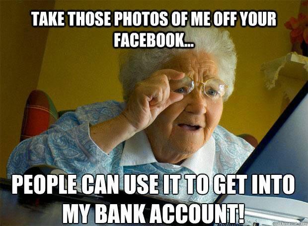 10 Funniest Grandma Finds The Internet Memes The Geek Twins