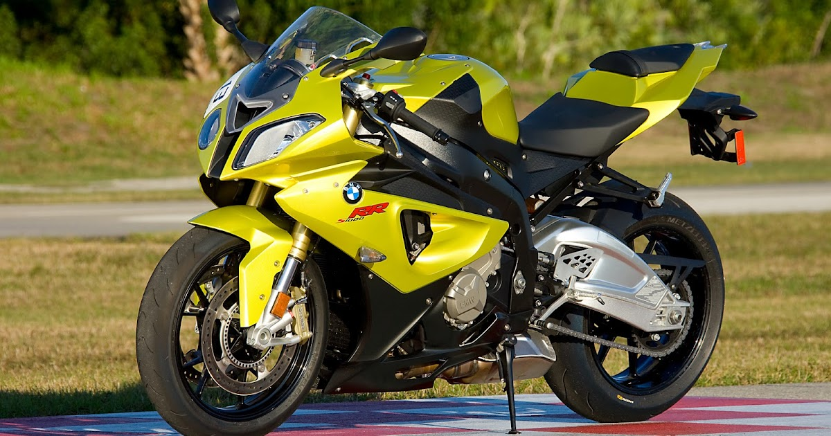 |Fastest Bmw Bike