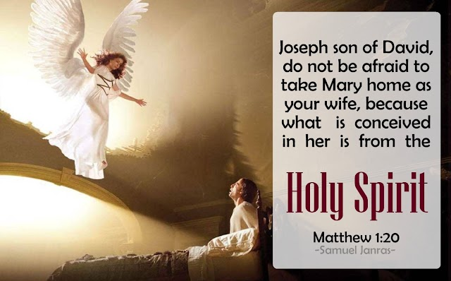 Holy Spirit Christmas Desktop Wallpapers