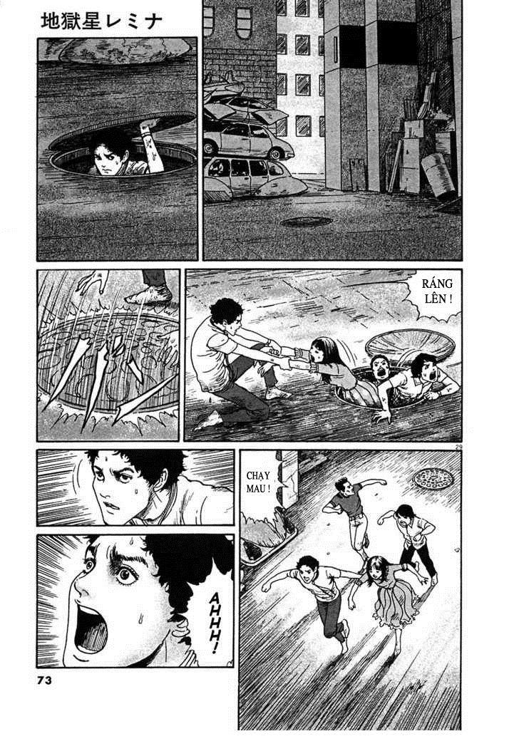 Jigokusei Lemina chap 2 trang 27
