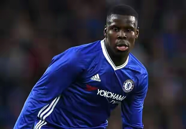 Kurt Zouma can't wait to get back to first team action, but says he is patient as Chelsea are currently in top form.