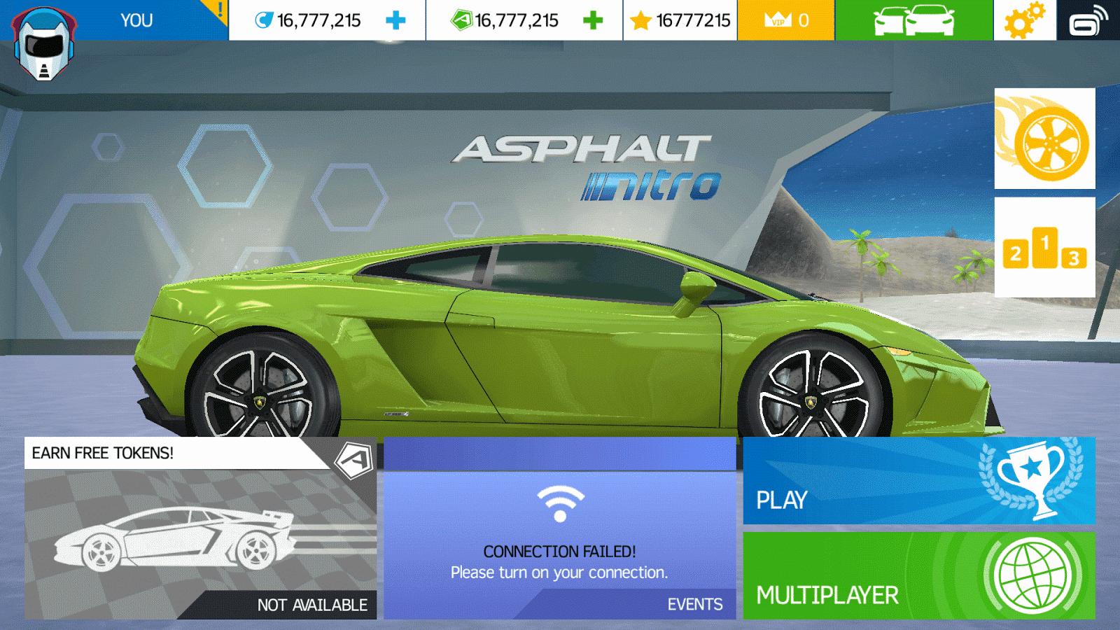 Asphalt Nitro V1 5 0g Mod Apk 1 5 0g Hack No Root Android Latest