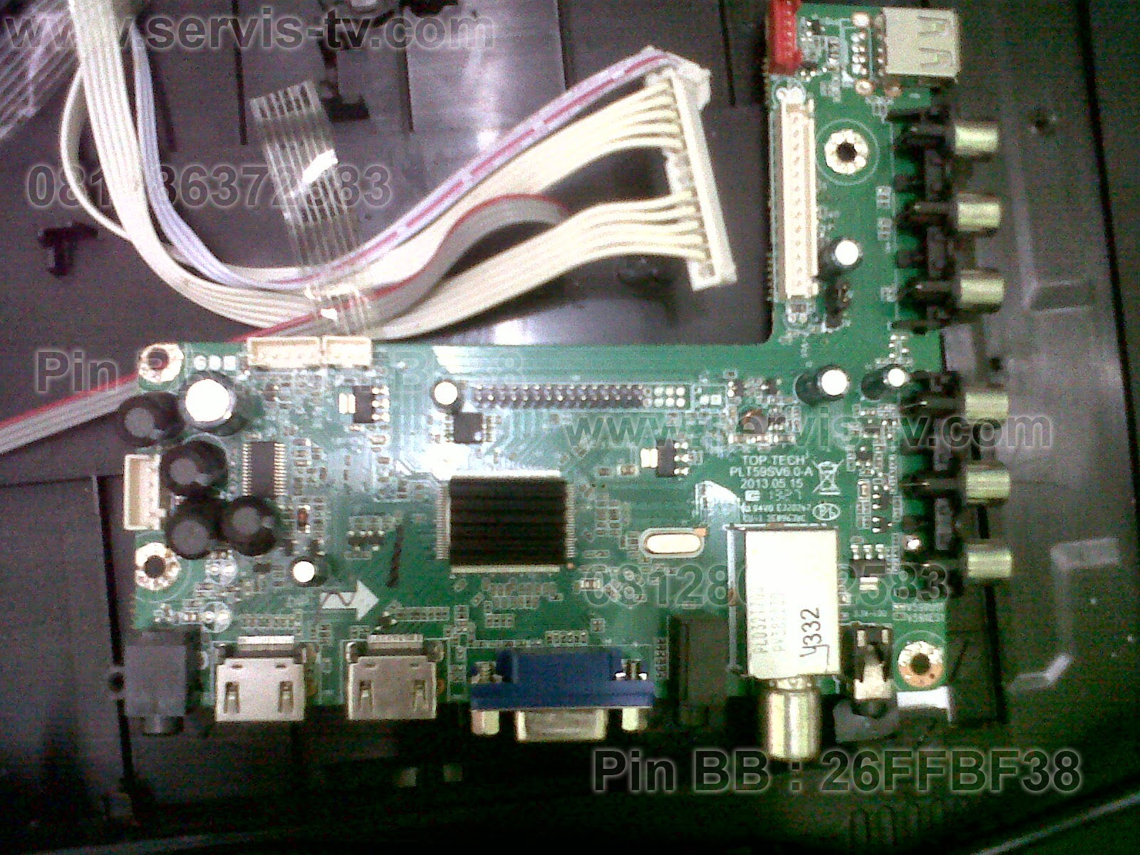 Reparasi Polytron LED TV