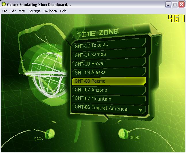 Blueshogun's Cxbx/XQemu Blog: Xbox Dashboard (3944)