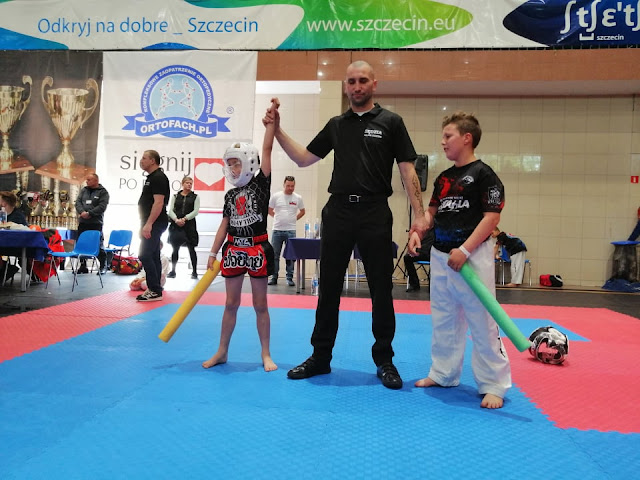 Igor Danlowski WYGRYWA swoją pierwszą walkę!