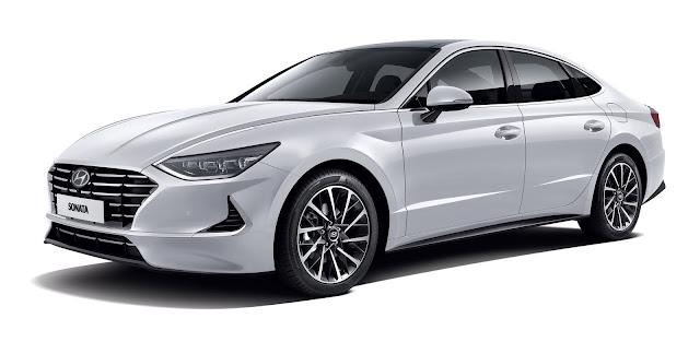 Novo Hyundai Sonata 2020