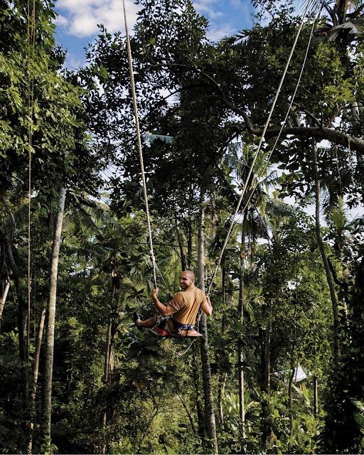 swing a bali altalena