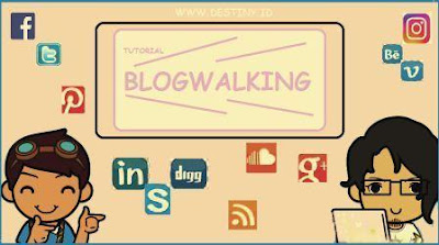 Cara Blogwalking