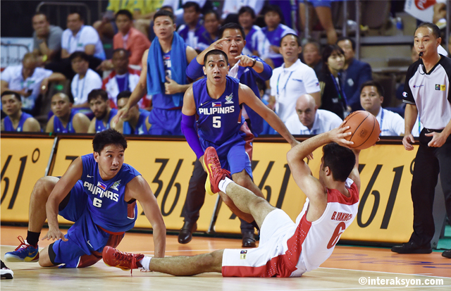 Watch Philippines' Gilas vs Qatar Live Feed and Video Streaming