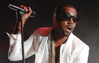 Photos of Kanye West Kissing Himself Goes Viral