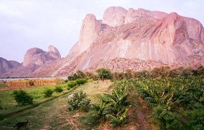 صور جبال التاكا كسلا شرق السودان