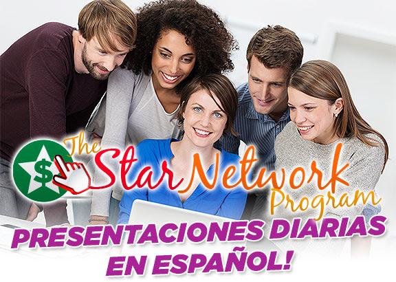 AmarillasInternet Argentina.Presentaciones de Negocios: Star Network Program
