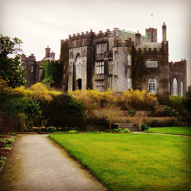 Road Trip Pit Stops between Dublin and Dingle - Birr Castle