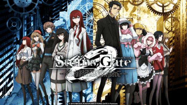 Steins;Gate 0 - Daftar Anime 2018 Terbaik dan Terpopuler