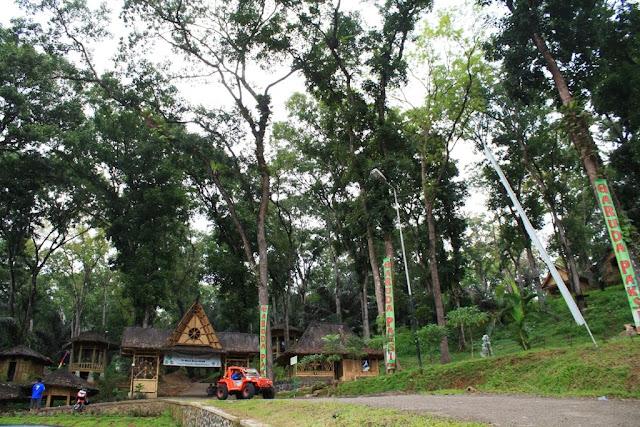 Rest Area Urug KPH Tasikmalaya