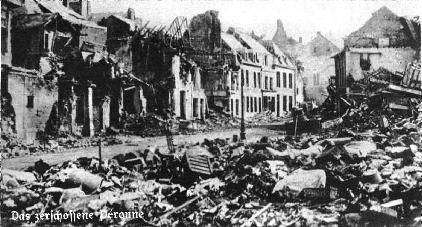 WW1 Battlefields in France