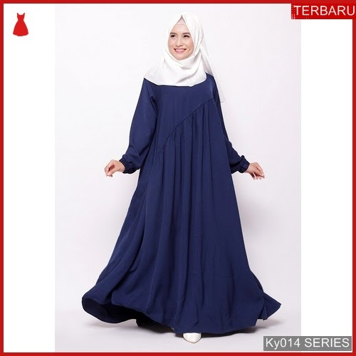 Ky014d73 Dress Muslim Karinna Murah Dress Bmgshop Terbaru