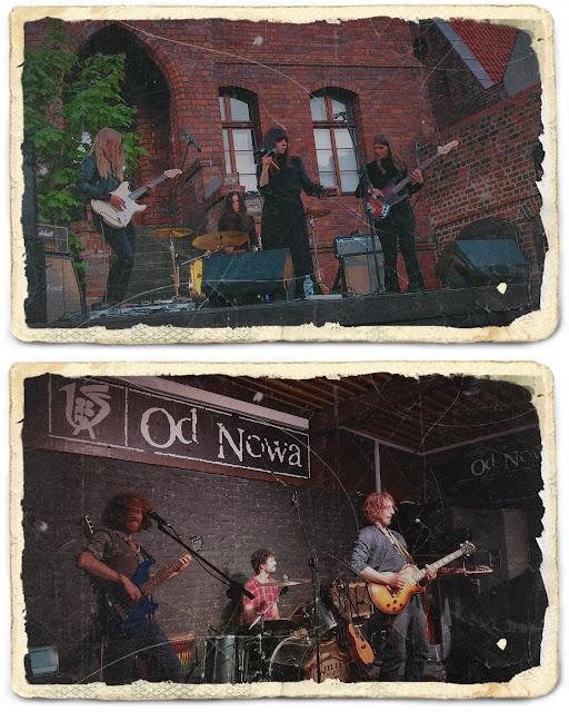 Relacja z koncertu Maida Vale oraz Wille And The Bandits w Toruniu
