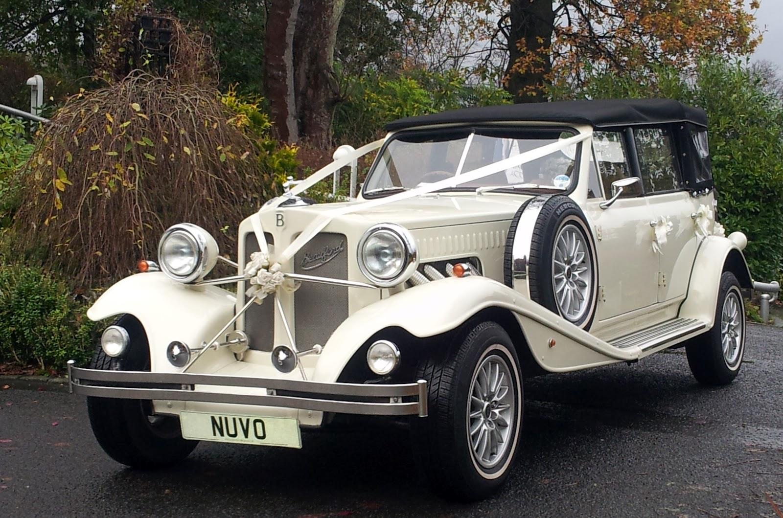 Special Offer Beauford Wedding Car