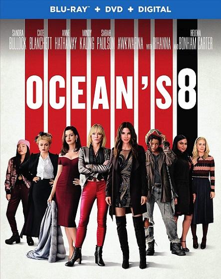 Ocean's 8: Las Estafadoras (2018) 1080p BluRay REMUX 24GB mkv Dual Audio Dolby TrueHD ATMOS 7.1 ch