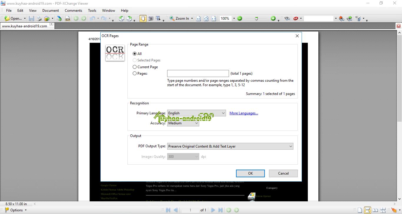 PDF-XChange Viewer Pro 2.5.322.0 Terbaru | kuyhAa