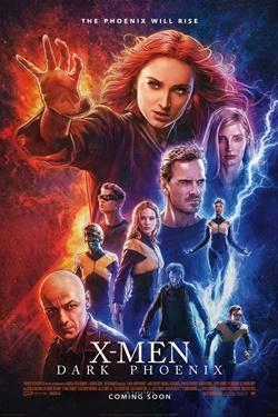 FILME X-Men – Fênix Negra (2019) - HDCAM 720p Dublado