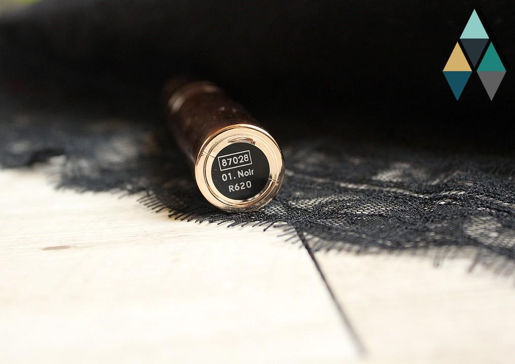 mascara naturel pour des cils allongés et gainés