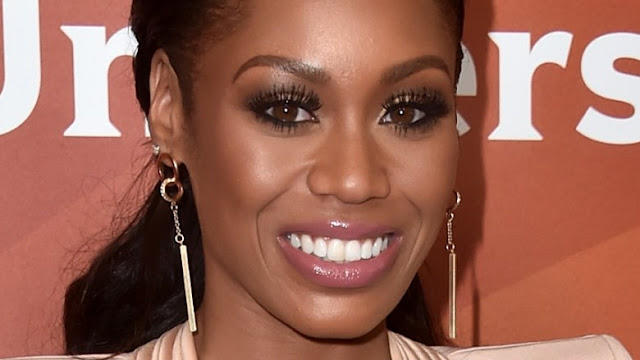 monique samuels terrified pregnancy health issue