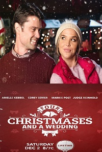 Poster Four Christmases and a Wedding