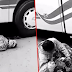 VIDEO: Seorang Pria Histeris Bangunkan Kekasihnya yang Tertabrak Bus. Padahal Sebentar Lagi Menikah!
