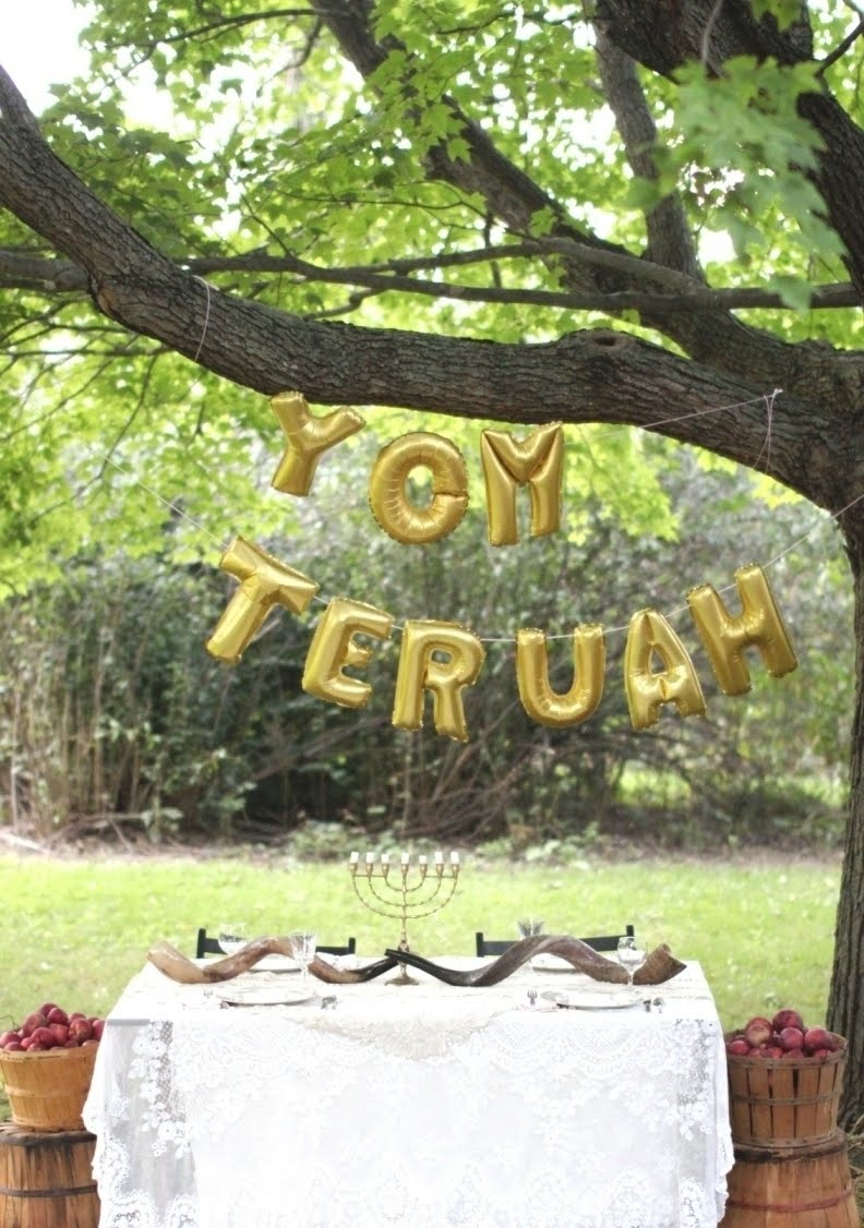 Yom Teruah Celebration