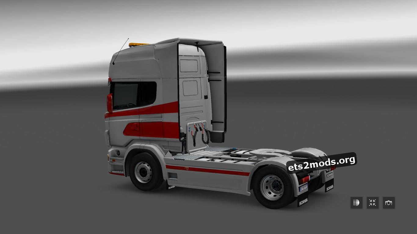 Scania RJL janis243 Skin