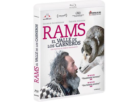 A la venta 'Rams, el valle de los carneros' en DVD y Blu-ray