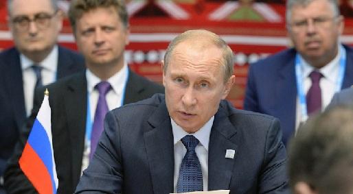 Putin habla por primera vez de los 'papeles de Panamá'