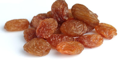 Health Benefits Of Eating Soaking Raisins