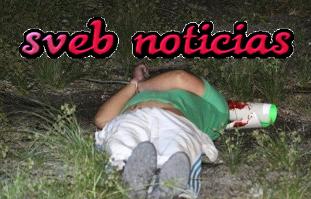 Arrojan un ejecutado con narcomensaje en Papantla Veracruz