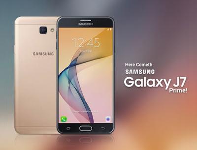 Harga Hp Android Samsung Galaxy J7 Prime Terbaru 2017
