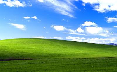 foto bliss windows xp